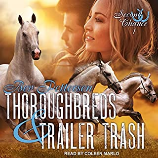Thoroughbreds and Trailer Trash audiobook cover art