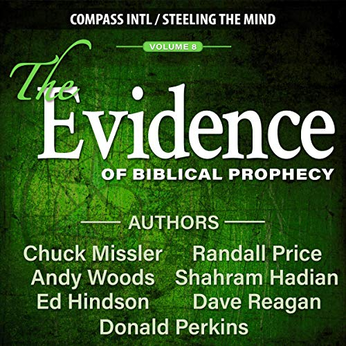 The Evidence of Biblical Prophecy Vol. 8  By  cover art