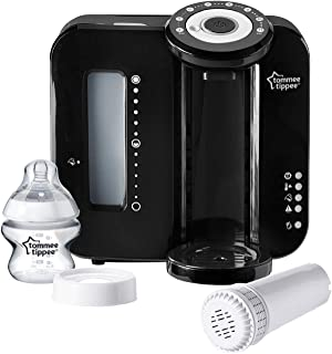 Tommee Tippee Tt423717 Closer To Nature Perfect Prep Machine, Black