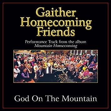 God On The Mountain Performance Tracks