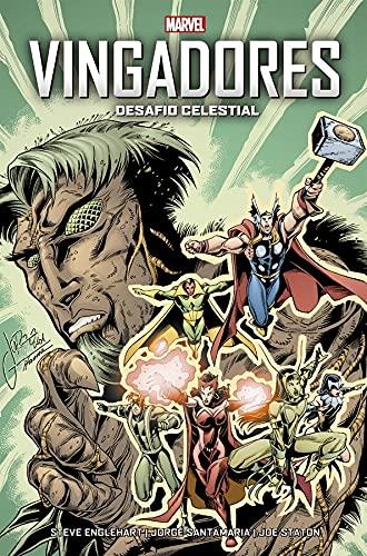 Vingadores: Desafio Celestial: Marvel Vintage