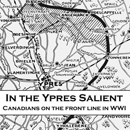 Couverture de In the Ypres Salient