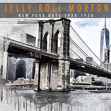 Jelly Roll Morton - New York Days 1928-1930