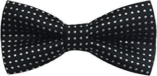 Ainow Boy's Children Solid Color Satin Bow Ties / Bowties