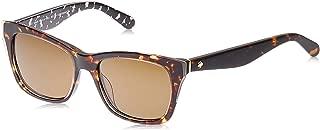 Kate Spade Women's Jenae/S S3P Hvnbeiptt S 53 Lens VW DK BROWN PZ Sunglasses