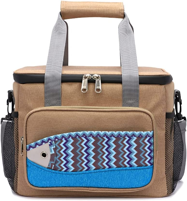 Fees free!! WHY Picknick Basket Picnic Cooler Portable Insulated Bags and Some reservation So
