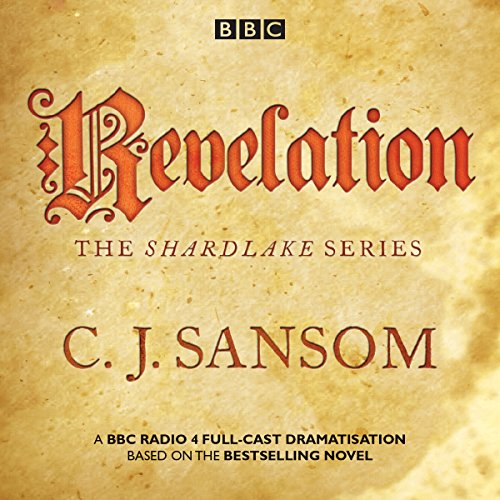 Shardlake: Revelation audiobook cover art