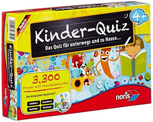 Noris 606013595 Kinder Quiz