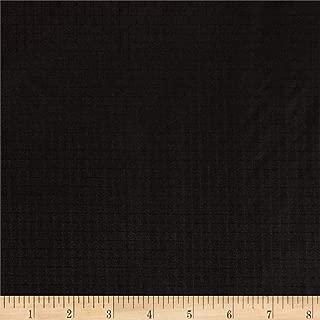 Fabri-Quilt Nylon Rip Stop Black Fabric By The Yard