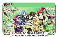 "Battle Girls時間ParadoxアニメマウスパッドPlaymat ( 24"" x 14""インチ)"