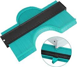 KEGOUU Contour Gauge 10 Inch Profile Gauge Measure Ruler Contour Duplicator for Precise..