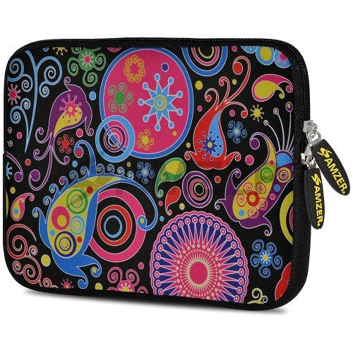 Amzer AMZ5025077 Tablet-Schutzhülle, 7,75 Zoll (19,7 cm), Jaipur Buti, Stück: 1