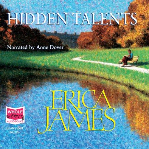 Hidden Talents audiobook cover art
