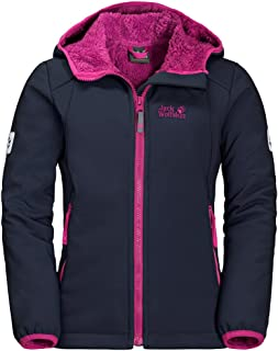Jack Wolfskin Girl's Kissekatt Jacket