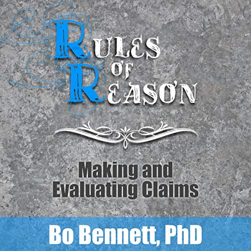 Rules of Reason audiobook cover art