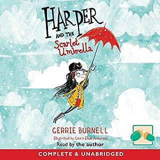 Harper and the Scarlet Umbrella Titelbild