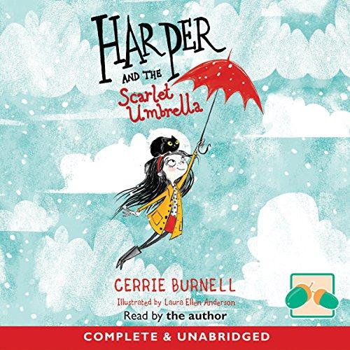Harper and the Scarlet Umbrella cover art