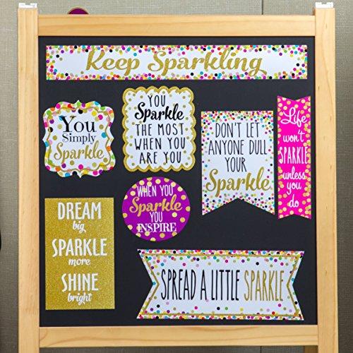 Teacher Created Resources Confetti Sparkle and Shine Mini Bulletin Board (TCR8962) Photo #6