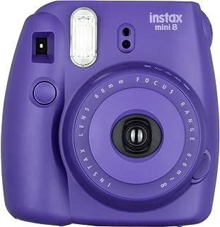 Fujifilm instax Mini 8 Kit - cámaras con impresión instantánea (06-27m 02s AA 15V 116 cm 1183 cm) Azul