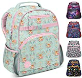 Simple Modern Kids' Fletcher Backpack, Fox and the Flower, 12 Liter