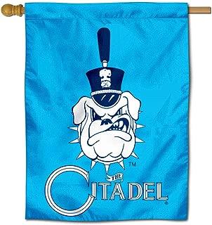 Citadel Bulldogs Banner House Flag