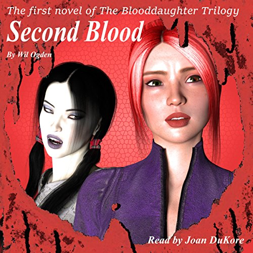 Second Blood cover art