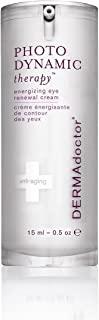DERMAdoctor Therapy Energizing Eye Renewal Cream, 0.5 oz