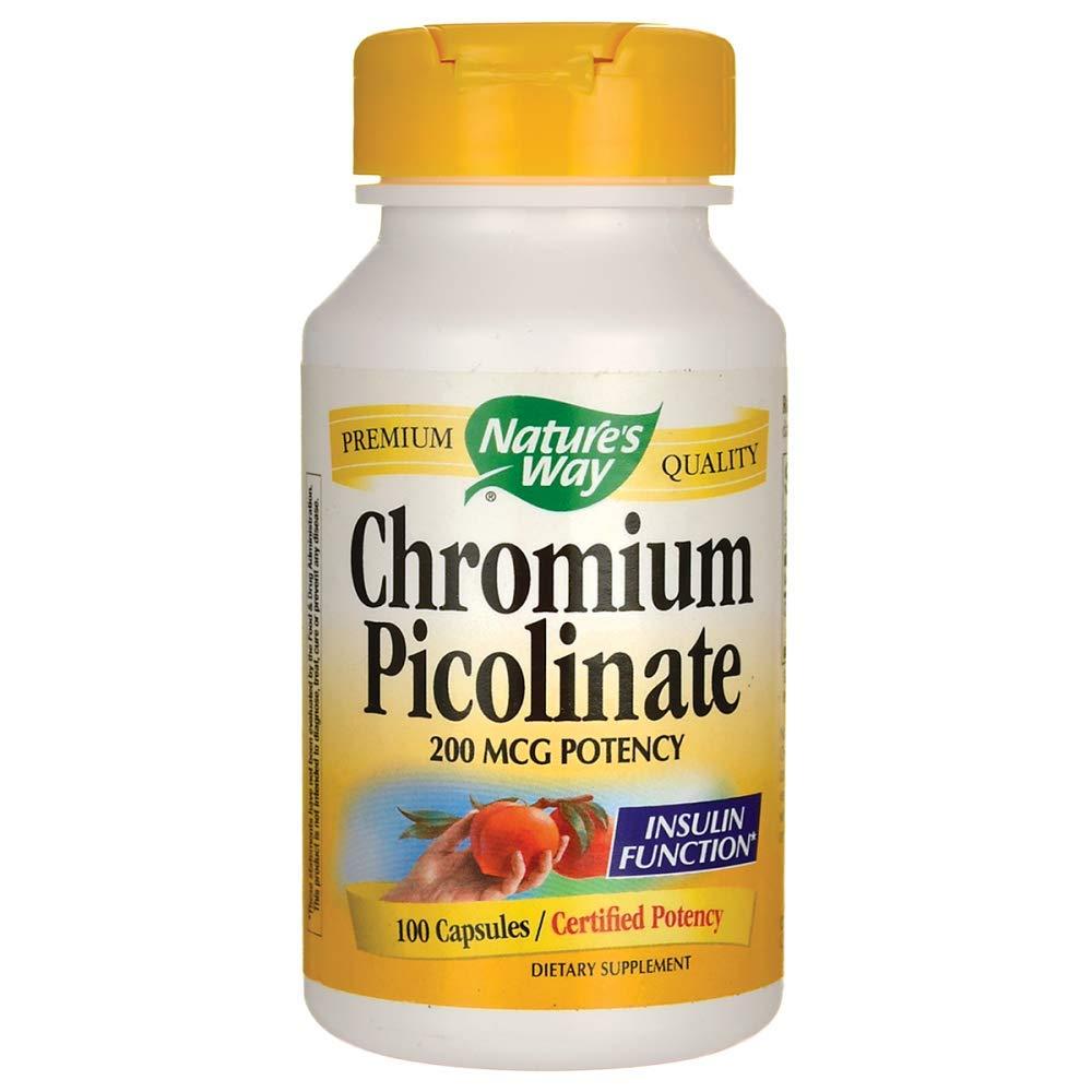 Nature's Way Chromium Picolinate, 0.7 Lb