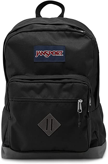 JanSport City Scout Backpack, Black