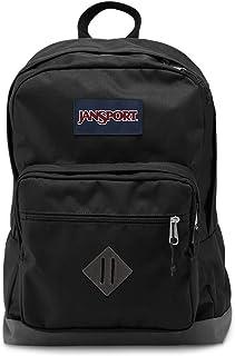 JanSport Unisex-Adult City Scout Backpack, Black - JS00T29A