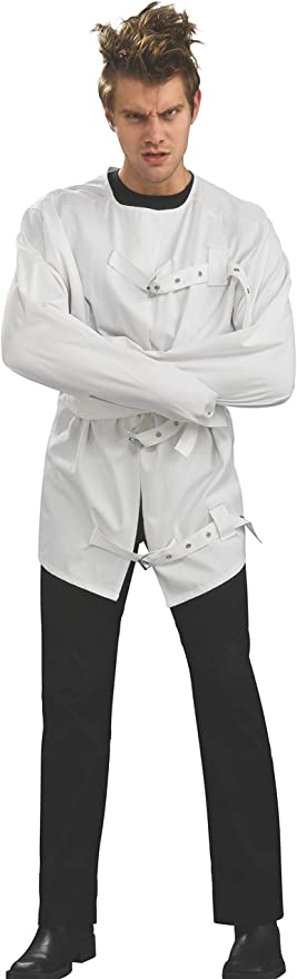 Medical Restraint Jacket Asylum Adult Costume
