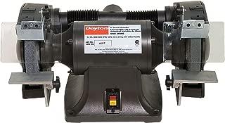 DAYTON Bench Grinder 10 in 1 HP 120V 10 A