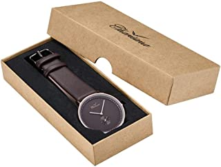 Charisma Dress Watch For Men Analog Leather - C1006BR