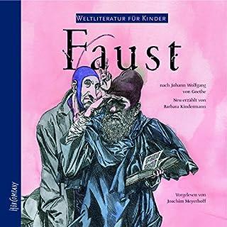 Faust. Weltliteratur für Kinder Titelbild