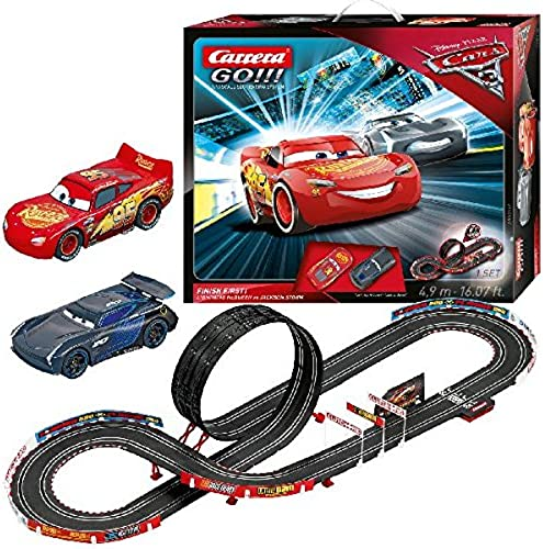 ahorrar en el despacho Carrera - Disney Pixar Cars 3 - - - Termina primero  (20062418)  ahorra hasta un 30-50% de descuento