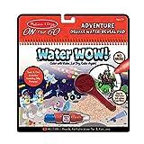Melissa & Doug 40172 Water Wow-Adventure Deluxe | Activity Pad | Reise | ab 3 Jahren | Geschenk für Jungen oder Mädchen