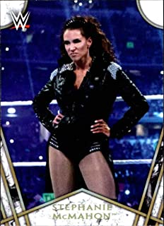 Wrestling Wrestling 2018 Topps Legends of WWE Women's Division #WD-7 Stephanie McMahon