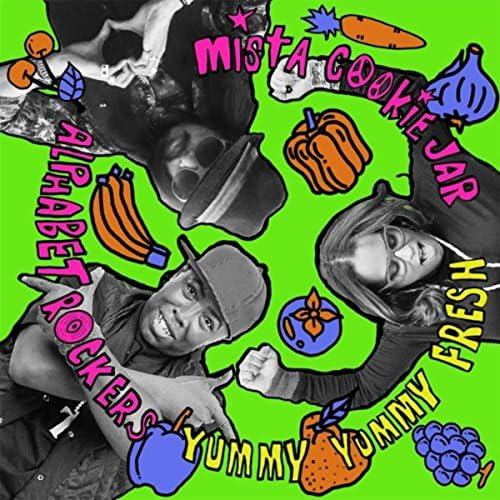Alphabet Rockers & Mista Cookie Jar
