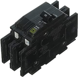 Protech 425082 45 Amp 2 Pole Circuit Breaker