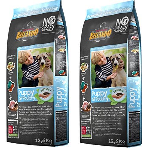 Belcando Puppy GF Poultry 2 x 12,5 kg