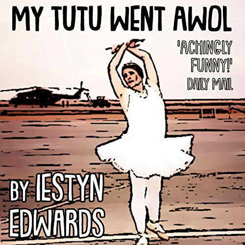 My Tutu Went AWOL cover art