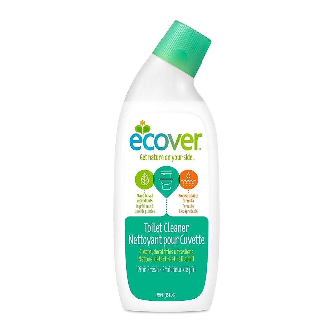 幼児故意に破壊する海外直送品Ecological Toilet Bowl Cleaner, Pine Fresh 25 oz by Ecover
