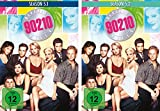 Beverly Hills 90210 komplette Staffel 5 (5.1+5.2) im Set - Deutsche Originalware [8 DVDs] -