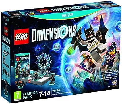 Lego Dimensions Starter Pack - Nintendo Wii U [Importación Italiana]