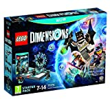 Per la prima volta tutti le franchise LEGO insieme; Puoi giocare, costruire, elaborare strategie e battaglie attraverso una moltitudine di mondi diversi; Non ci sono restrizioni e confini Il pacchetto iniziale include: Base, mattoncini per Il Gateway...