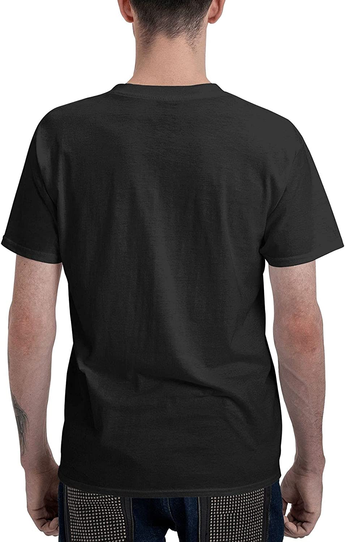 Men's Shirt Crew Neck Short Sleeve Tops Funny Custom Tees Clothing