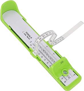 NCONCO Medidor de pies para bebés pequeños, herramienta de medición de pies, para niños, herramienta de medición de pies, ...