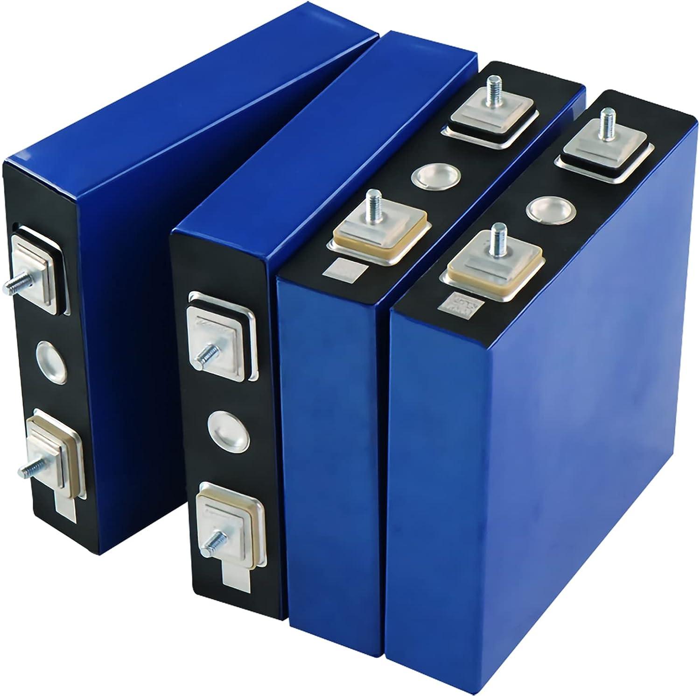 VARADOMO 4/8 / 16pcs 3.2V 100AH LIFEPO4 BATERÍA DIY 4S Paquete de baterías Recargables de 12V para automóvil eléctrico RV Sistema de Almacenamiento de energía Solar 12V 24V 48V,4pcs