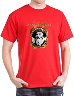 CafePress Jeremiah Johnson Classic 100% Cotton T-Shirt