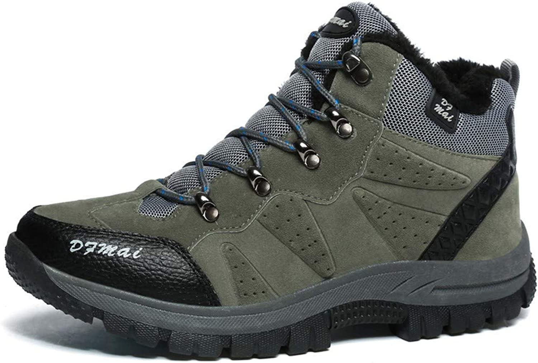 ZX Chaussures de Randonnée Chaussures de Randonnée pour Hommes, Chaussures de Sport, Chaussures de Montagne, Respirantes, Imperméables